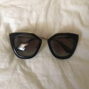 Authentic Prada sunglasses - PR 53SS
